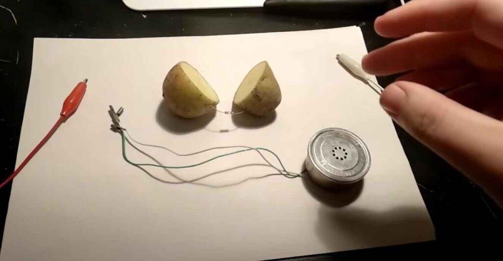 foto 1 19 – Радиоприемник из картофелины