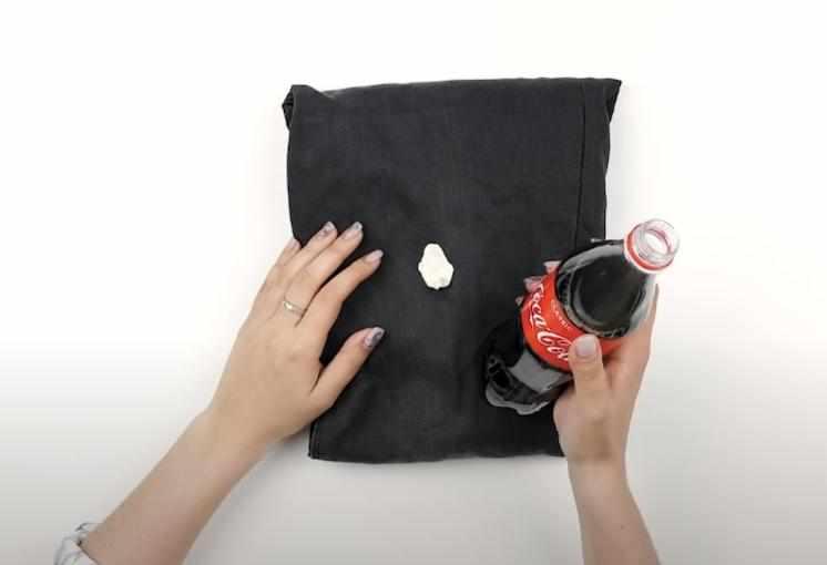 foto 1 3 – 4 простых способа как удалить жвачку с одежды и обуви