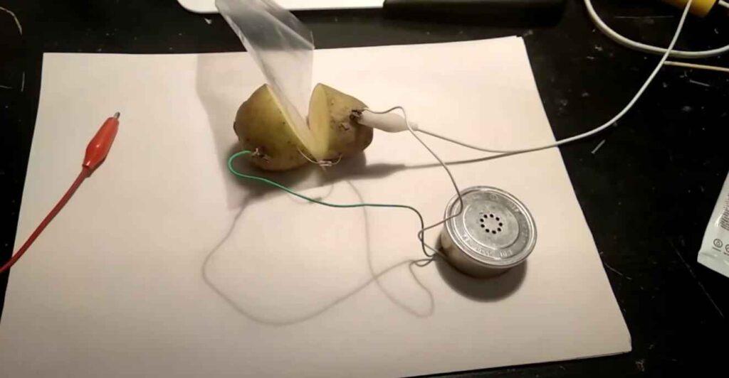 foto 2 21 – Радиоприемник из картофелины