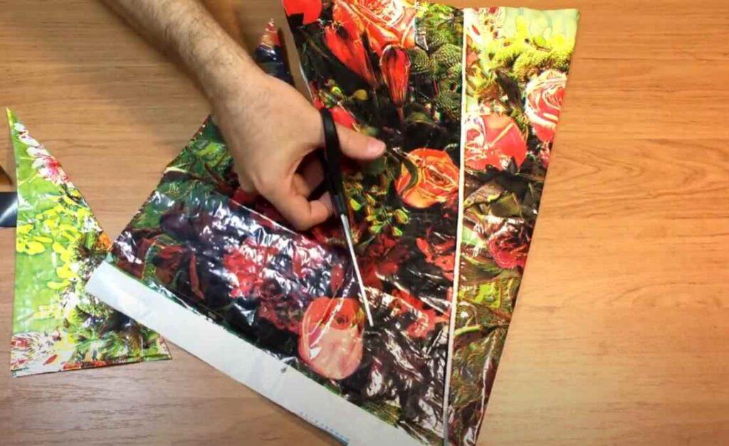 foto 2 6 – Как сделать воздушного змея из полиэтиленового пакета