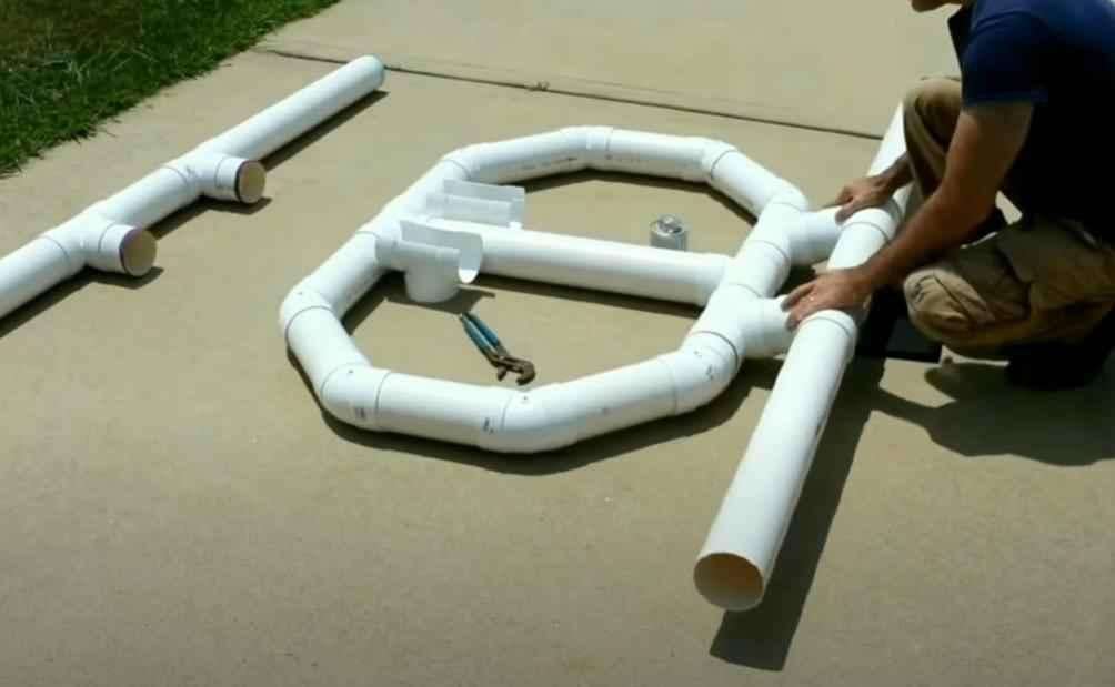 foto 3 14 – Как сделать небольшую лодку из пластиковых труб