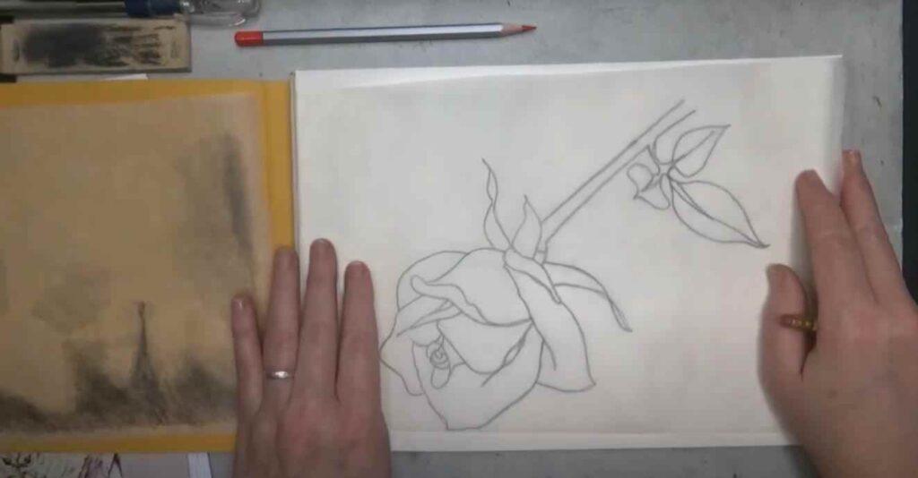 foto 3 19 – Как перенести (копировать) чертеж или рисунок с одного листа бумаги на другой