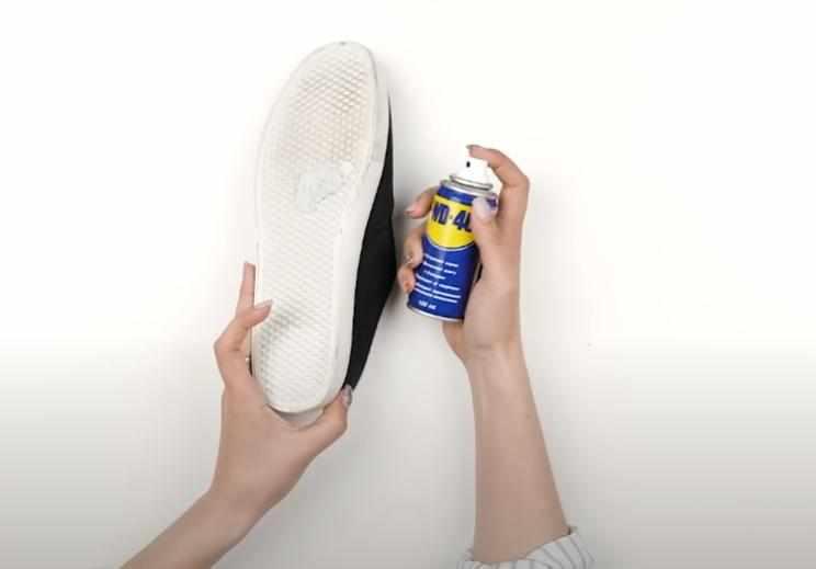 foto 4 1 – 4 простых способа как удалить жвачку с одежды и обуви