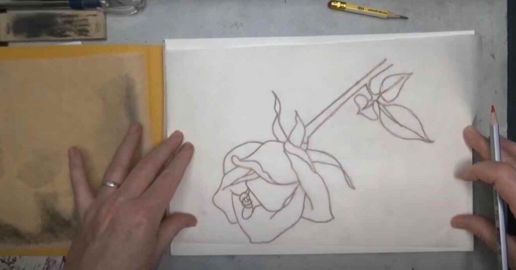 foto 5 12 – Как перенести (копировать) чертеж или рисунок с одного листа бумаги на другой