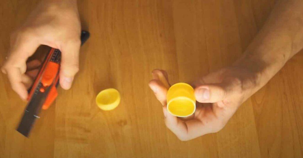 foto 5 5 – 3 идеи использования пластиковых капсул от Kinder