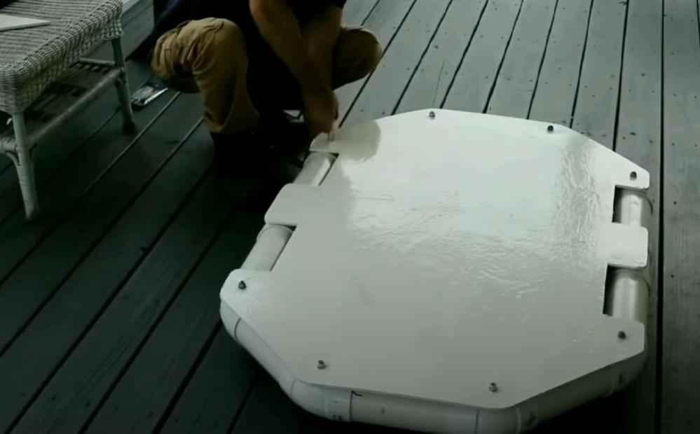 foto 5 8 – Как сделать небольшую лодку из пластиковых труб