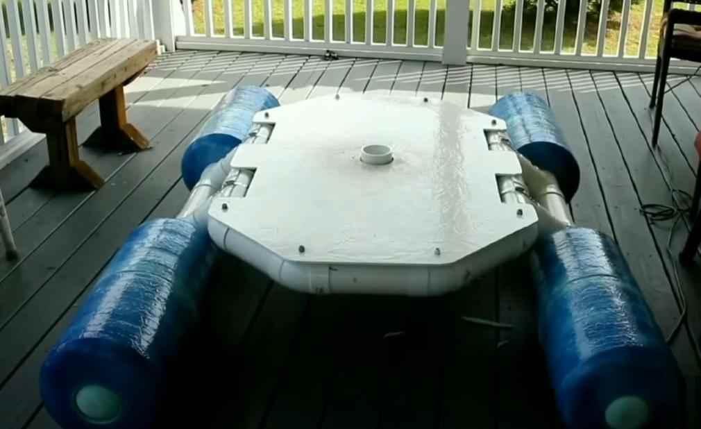 foto 7 3 – Как сделать небольшую лодку из пластиковых труб