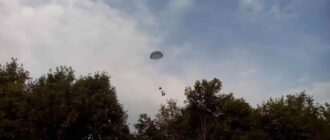 na prevyu 4 – Модель парашюта