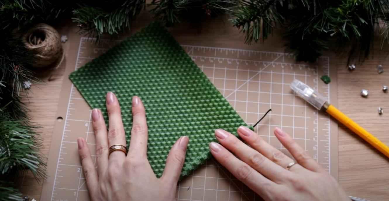 na prevyu 5 – Как сделать декоративную свечу своими руками