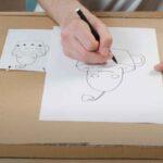 prevyu 4 – Как увеличить рисунок в 2 раза с помощью простого копировального шаблона