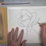 prevyu 9 – Как перенести (копировать) чертеж или рисунок с одного листа бумаги на другой