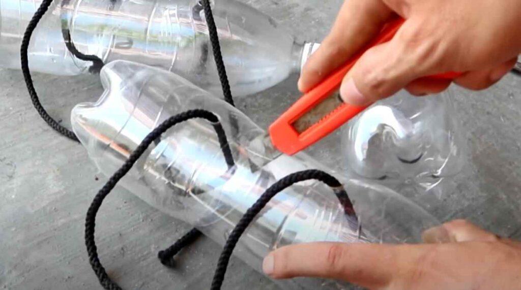 foto 7 4 – Простой способ выращивания зелени: вертикальные грядки из пакетов (с капельным поливом)