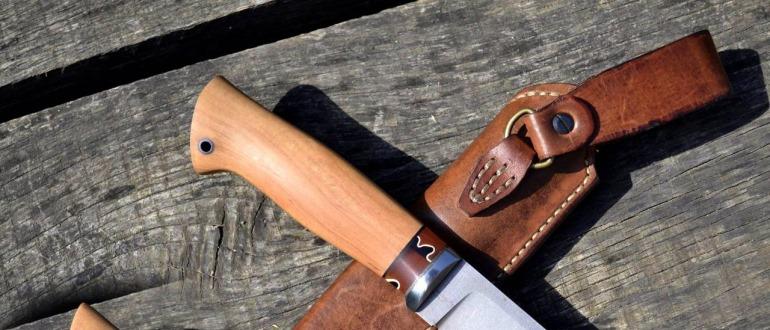 изготовление ножей своими руками в домашних условиях
